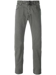 Jacob Cohen Slim Fit 'Model 688' Jeans Grey