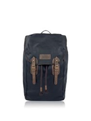 Barbour Wax Backpack Navy