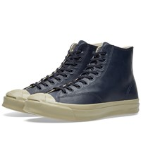 Converse Jack Purcell Signature Hi Rubber Blue