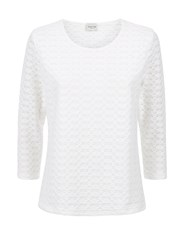Eastex Ivory Textured Top Neutral