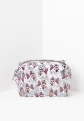 Missguided French Bulldog Make Up Case Multi