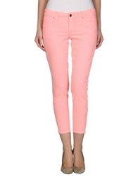 S.O.S By Orza Studio Casual Pants Pink