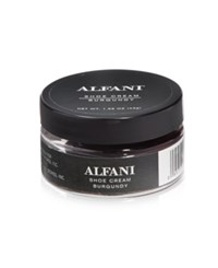 Alfani Burgundy Shoe Cream Only At Macy's Men's Shoes