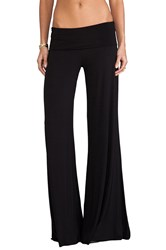 Saint Grace Carol Wide Pant Black