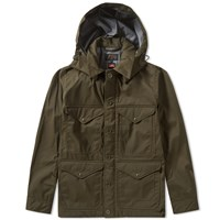 Beams Plus Mackinaw Jacket Green