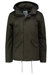 Elvine Cornell Light Jacket Army Green