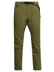 Mt. Rainier Design Thermo Nylon Climbing Trousers Green