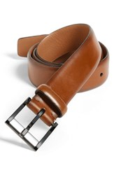 Trafalgar Men's 'Cameron' Belt Tan