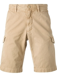 Woolrich Chino Shorts Nude And Neutrals