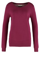 Zalando Essentials Jumper Dark Lilac Dark Purple