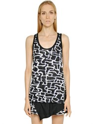 Proenza Schouler Printed Cotton Jersey Dress
