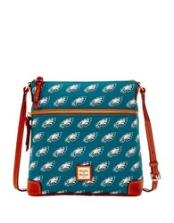 Dooney And Bourke Eagles Crossbody Bag Green Eagles