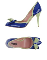 Fornarina Footwear Courts Women Bright Blue