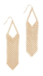 Adia Kibur Spencer Earrings Gold