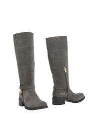 Galliano Boots Grey