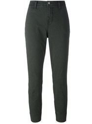 J Brand 'Josie' Trousers Green