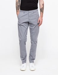 No Side Seam Chino Trousers