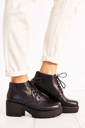Leather Dioon Boot Black