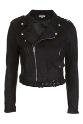 Wyldr You Aint The First Biker Jacket By Black