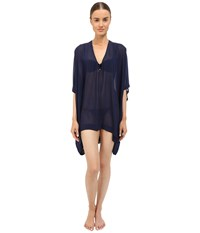 Agent Provocateur Rosana Cover Up Navy