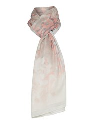 Lola Rose Orient Haze Floral Scarf Pink
