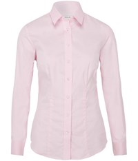 Austin Reed Pink Mini Herringbone Shirt