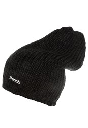 Bench Pipe Hat Black