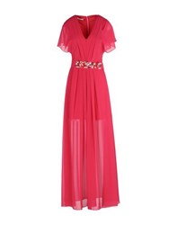 Hope Collection Dresses Long Dresses Women Garnet