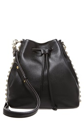 Rebecca Minkoff Handbag Black Light Gold