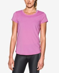 Under Armour Fly By 2.0 T Shirt Verve Violet