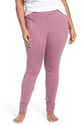 Uggr Plus Size Women's Ugg 'Goldie' Stretch Cotton Leggings