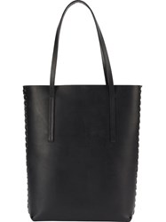 Rick Owens Medium Shopper Tote Black