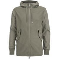 Boss Orange Men's Zoot Long Hoodie Khaki
