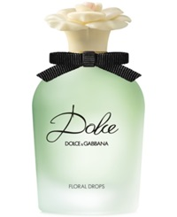 Dolce And Gabbana Dolce Floral Drops Eau De Toilette Spray 5 Oz