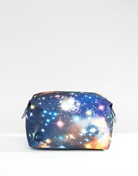 Mi Pac Exclusive Galaxy Make Up Bag Galaxy Blue