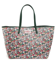 Cath Kidston Leather Trim Large Tote Mewsditsy