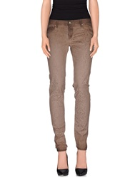 Kocca Casual Pants Brown