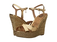 G By Guess Debbra Gold Women's Wedge Shoes