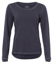 Venice Beach Simjia Long Sleeved Top Asphalt Dark Gray