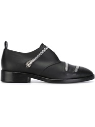 Golden Goose Deluxe Brand 'Dali' Zipped Shoes Black