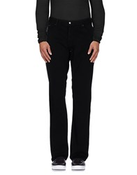 Just Cavalli Denim Denim Trousers Men Black