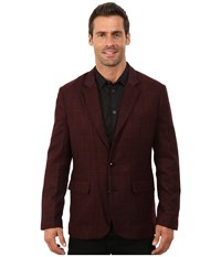 Robert Graham Burrell Woven Sportcoat Multi Men's Coat