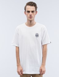 Benny Gold Think Peace Pocket S S T Shirt