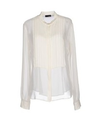 Tonello Shirts White