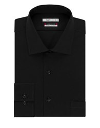Van Heusen Flex Collar Dress Shirt Black