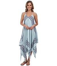 O'neill Galaxy Dress Clear Sky Women's Dress Multi