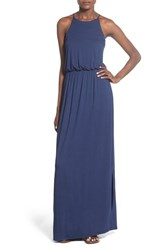 Women's Lush High Neck Maxi Dress