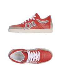 Dsquared2 Low Tops And Trainers