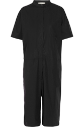Studio Nicholson Ryo Oversized Cotton Blend Poplin Jumpsuit