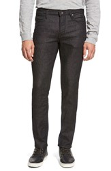 Men's John Varvatos Star Usa 'Bowery Fit' Slim Jeans Mineral Black